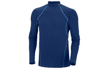 Columbia Men&#039;s Baselayer Midweight Mock Neck LS Top royal